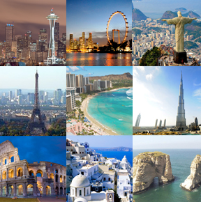 CW Vacations vip tours